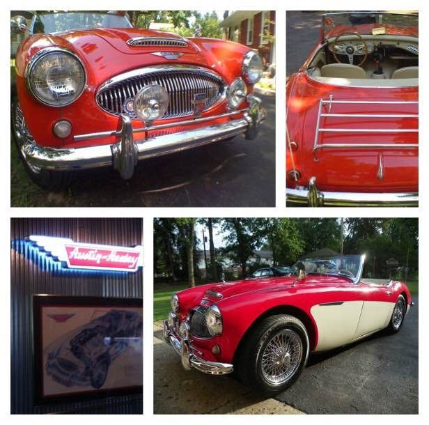 272 Best Images About Cars On Pinterest: 316 Best Images About Austin Healey On Pinterest
