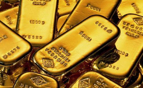 Золото XAU/USD будто бы уперлось в невидимое препятствие, и ошивается вокруг него вот уже целую неделю. Впрочем, - это не просто препятствие - это важный у