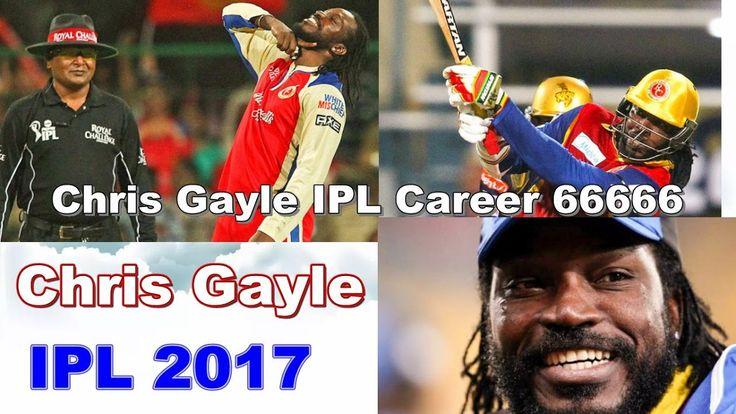 Chris Gayle T20 & IPL Career | Cricket News | IPL NEWS 2017 | Global New...