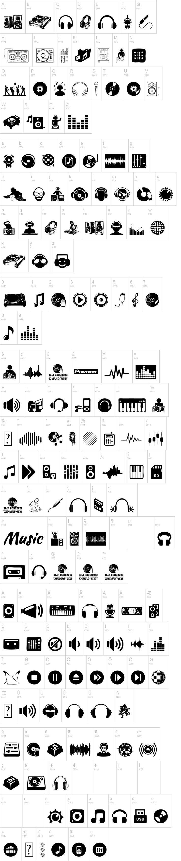 DJ Icons