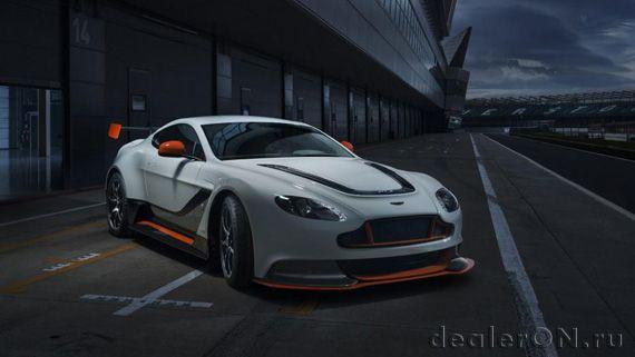Суперкар Aston Martin Vantage GT3 / Астон Мартин Вантаж GT3