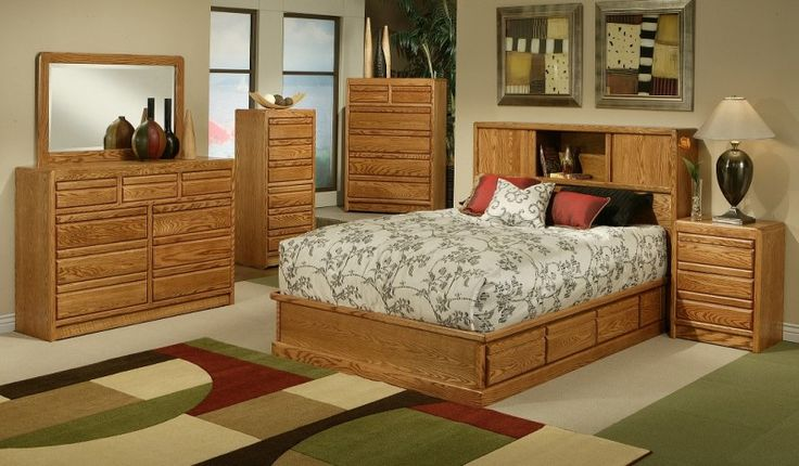 Contemporary Oak Bedroom Furniture Images Design Inspiration
