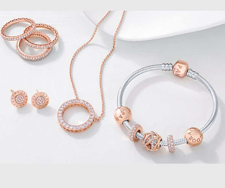 pandora rose bracelet set best place to buy pandora