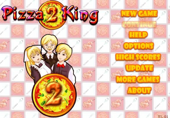 Play free pizza king restaurant game online now. Make your own restaurant and be a boss. Pizza king restaurant for girls and kids. Play free flash game now.