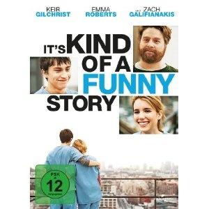It's Kind of a Funny Story: Amazon.de: Zach Galifianakis, Emma Roberts, Lauren Graham, Ned Vizzini, Anna Boden, Ryan Fleck: Filme & TV