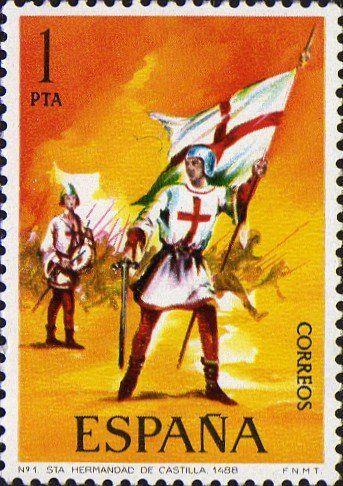 Santa Hermandad de Castilla - 1973