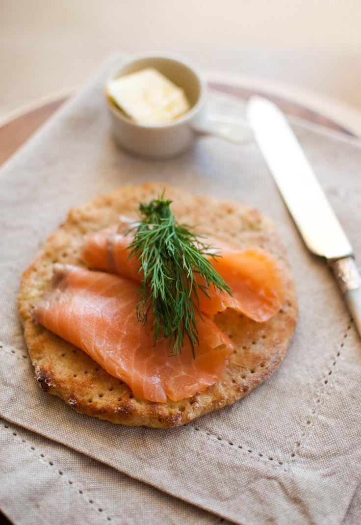 Finnish Potato Flat Bread (Use coconut flour)