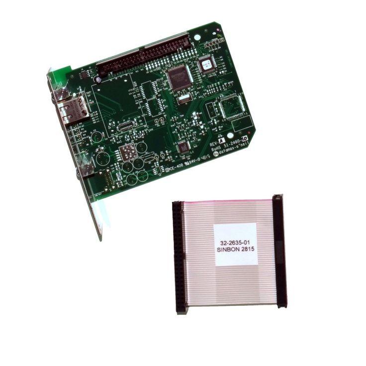 Datamax Oneil M-Class Ethernet RJ45 Print Server 10/100Base-TX OPT78-2724-03