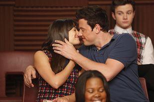 "Lea Michele Says ""Glee's"" Goodbye To Finn Hudson Is ""Perfect"""