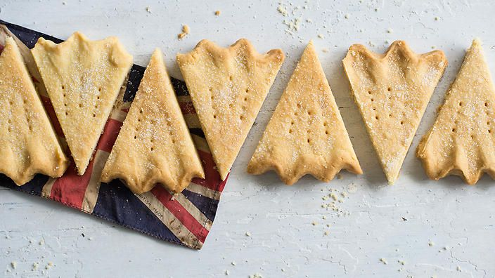 According to @annekamanning, the key to good shortbread is slow baking until it is pale golden and cooked through – if over baked, or baked too quickly, it will become slightly bitter in taste due to the 'burnt' butter. Check out our Bakeproof column for more recipes and tips.