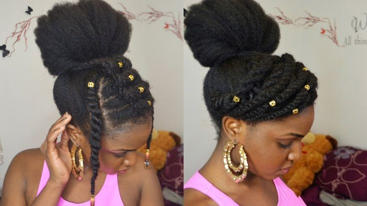 Best 25+ 4c Natural Hairstyles Ideas On Pinterest