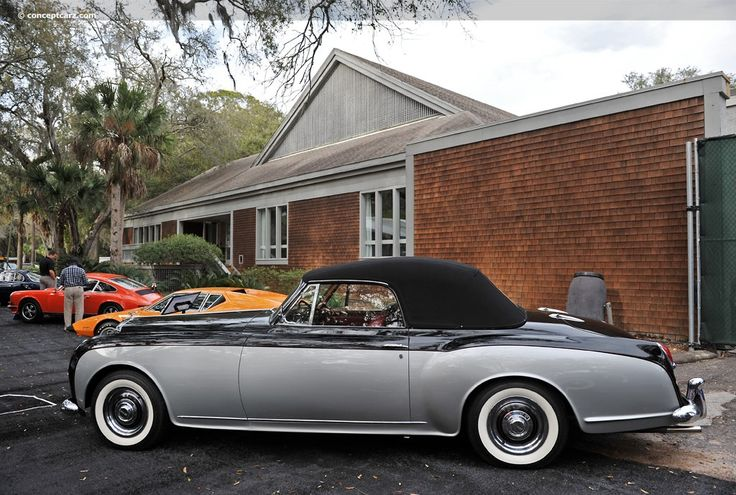 Auction results and data for 1958 Bentley Continental S1 (S-1) | Conceptcarz.com