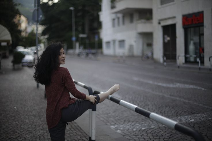 Stretching on the Road