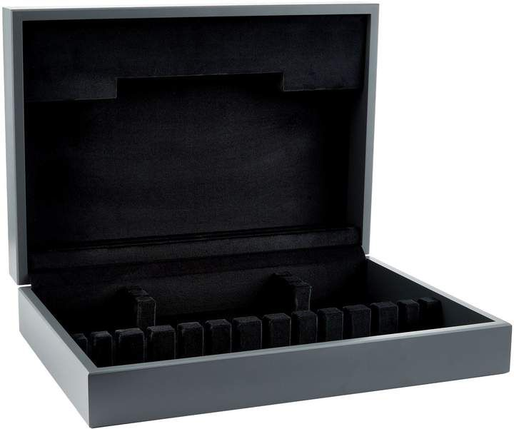 Carrs of Sheffield Silver Cutlery Box