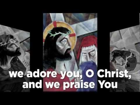 Virtual Stations of the Cross    http://bustedhalo.com/video/virtual-stations-of-the-cross