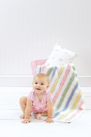 Sweet gifts for a new arrival, these baby blankets have the timeless appeal of classic styles plus a fresh feel with updated colors and special details. Mom will love the bright pastels. and Baby will