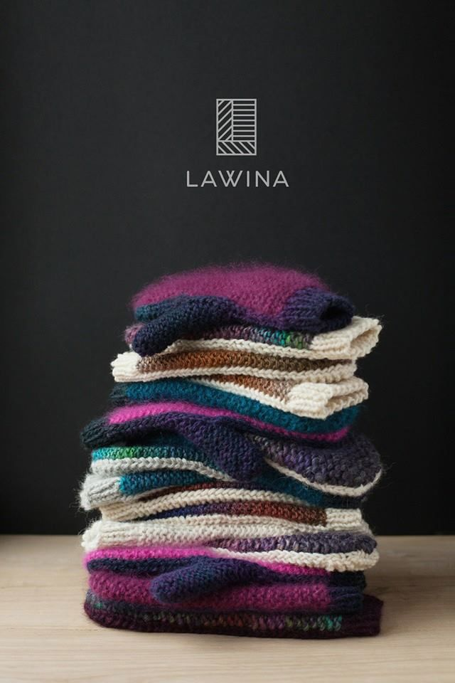Lawina mittens. Knitted for positive people. https://www.facebook.com/lawinaknit/