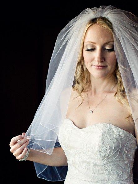 beautiful bride photo by Joanna Moss Photography