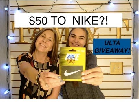 NIKE GIFT CARD GIVEAWAY + MORE - http://LIFEWAYSVILLAGE.COM/gift-card/nike-gift-card-giveaway-more/