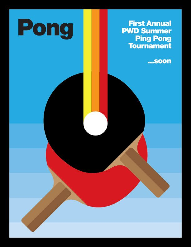 Image result for pong tournament