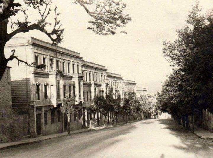 Akaretler (Beşiktaş) #istanlook #nostalji #birzamanlar