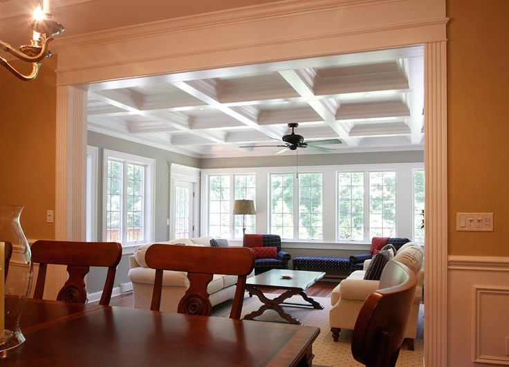 405 best Tilton Coffered Ceilings images on Pinterest Coffered