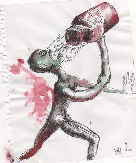 Correr con el veneno adentro