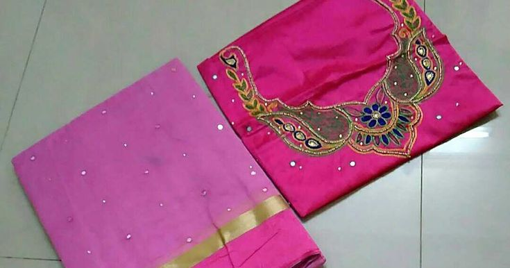 Banaras Netted Saree With Mirror Work Whole Saree And Maggam Work Blouse | Buy Online Banaras Netted Saree  http://ift.tt/2sDkxhh  Banaras Netted Saree With Mirror Work Whole Saree And Maggam Work Blouse  -  Banaras Netted Saree With Mirror Work Whole Saree And Maggam Work BlouseHere is the exclusive banars netted sarees with mirror work with plain opposite color border and maggam work blouse  http://ift.tt/2sCZ9ZP