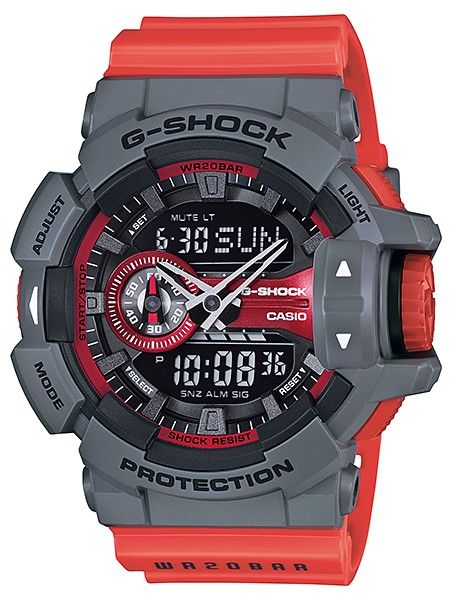 CASIO G-SHOCK | GA-400-4BER