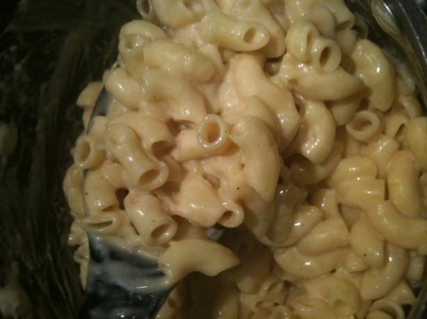 Dairy Free Macaroni and cheese