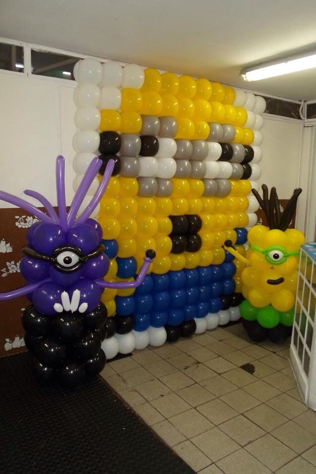 246 best balloon wall images on Pinterest | Embroidery, Punto de ...