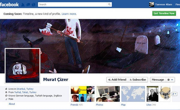 30 Super Cool Facebook Timeline Covers