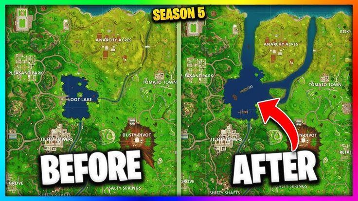 9 New Fortnite Locations COMING IN SEASON 5! Seasons