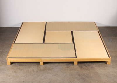 Tatami bed