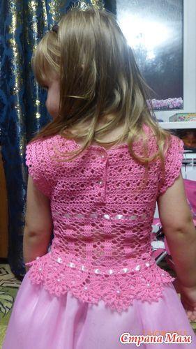 """Всем добрый вечер. Увидев сегодня в ОК эту красоту, не смогла удержаться и не сохранить. Может подбирем вместе схемы или кто-нибудь онлайн организует?  Ну ведь правда же красивое!!! [   """"for future reference"""" ] #<br/> # #Crochet #Shirt,<br/> # #Crochet #Baby,<br/> # #Gorgeous #Dress,<br/> # #Shirt,<br/> # #Tissue,<br/> # #Crochet,<br/> # #Pretty<br/>"""