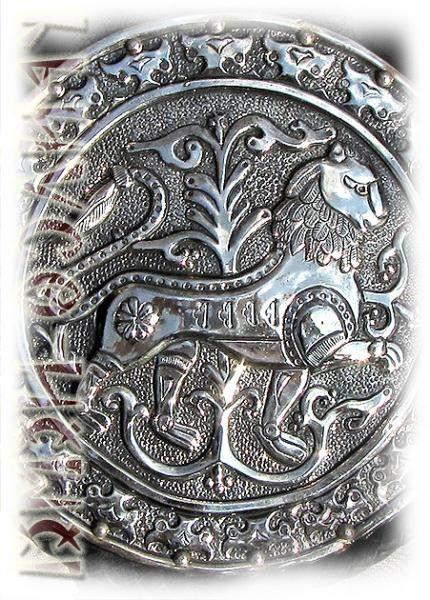 """Tarsoly """"Esztergom Lion"""", Hunarchery The Recurve Bow Store"""