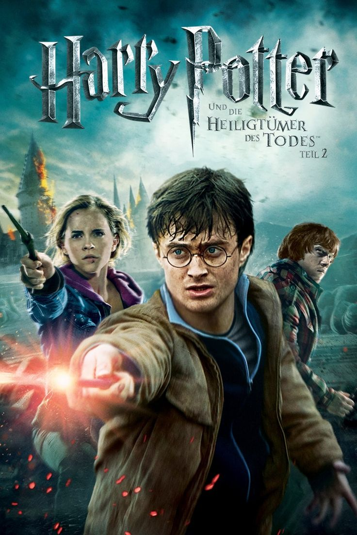Harry Potter und die Heiligtümer des Todes - Teil 2 (2011) - Filme Kostenlos…