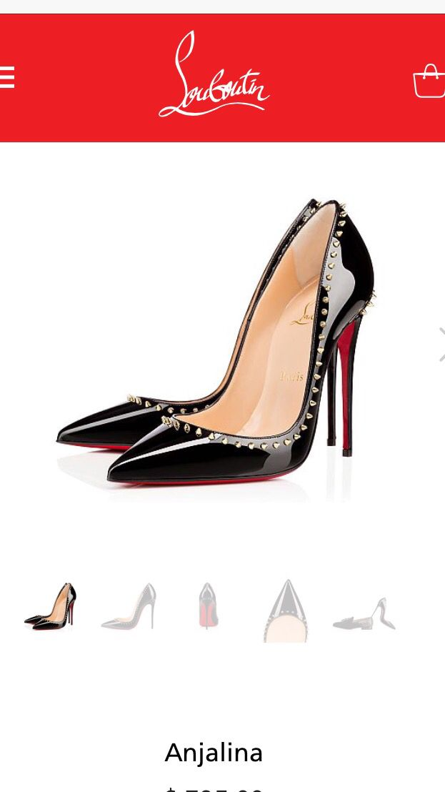 Christian Louboutin Special Occasion Frontera popular