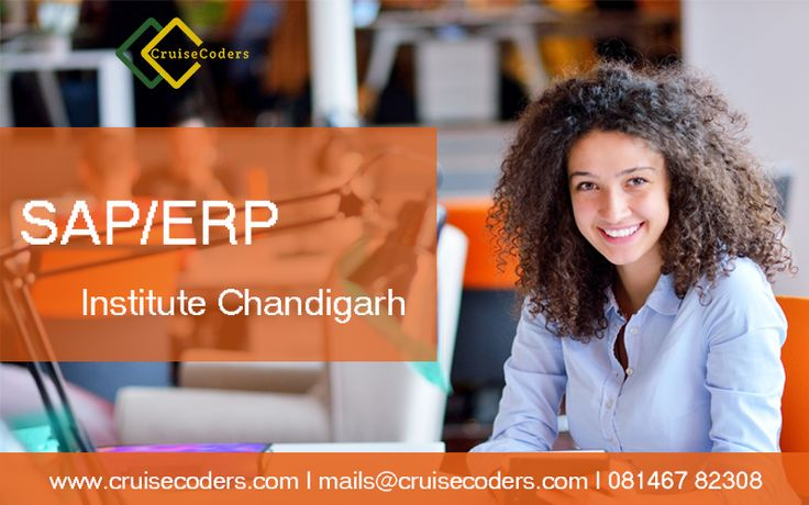 #SAP #ERP #Training #Institute #Chandigarh. Call now for #free #consultation (+91)-8146782308 or (+91)-9056172939