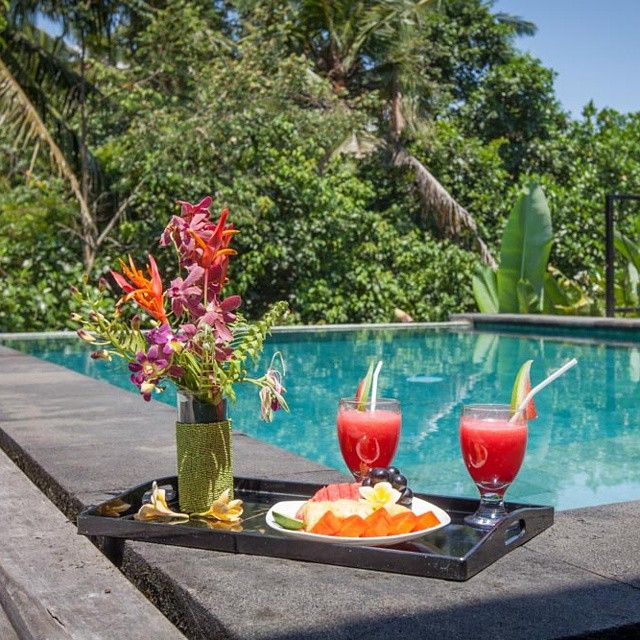 Enjoy the beautiful of bali weather from villa umah wake || Book your #villa #hotel #accommodation with us get the best rate offers. for futher inquiries email to; info@geriabalivacation.com hashtag...