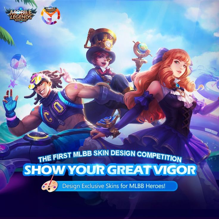 MLBB SKIN DESIGN COMPETITION | Design competitions ...