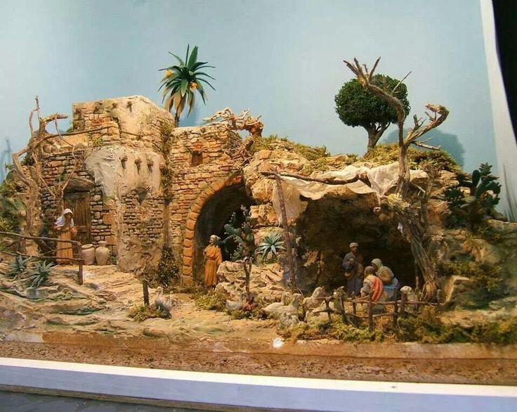 Nativity scene - Spain