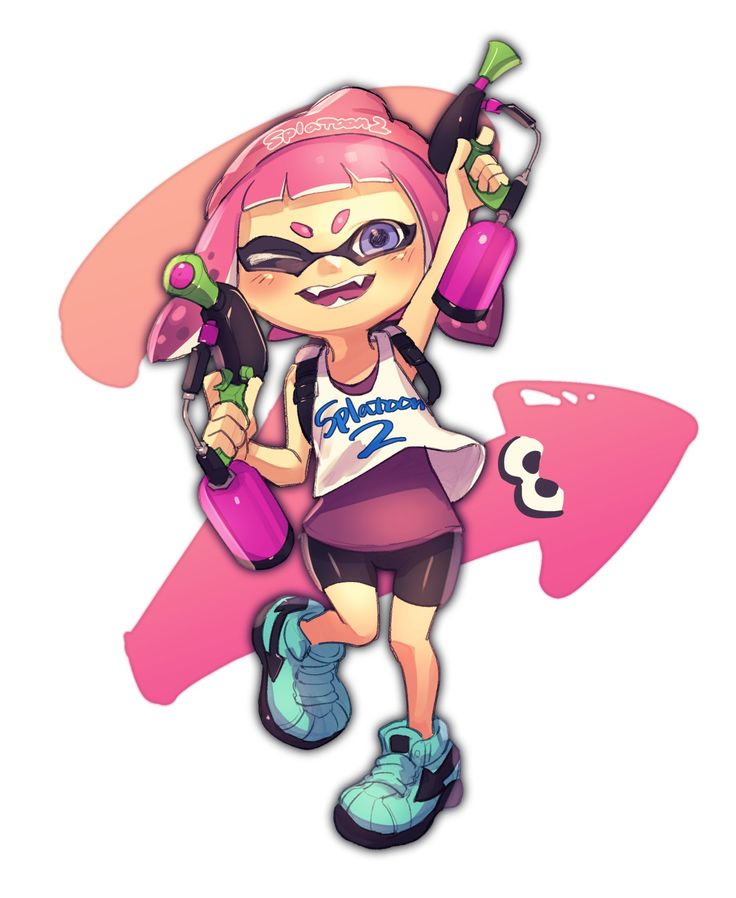 946 Best Splatoon Images On Pinterest Fan Art Fanart