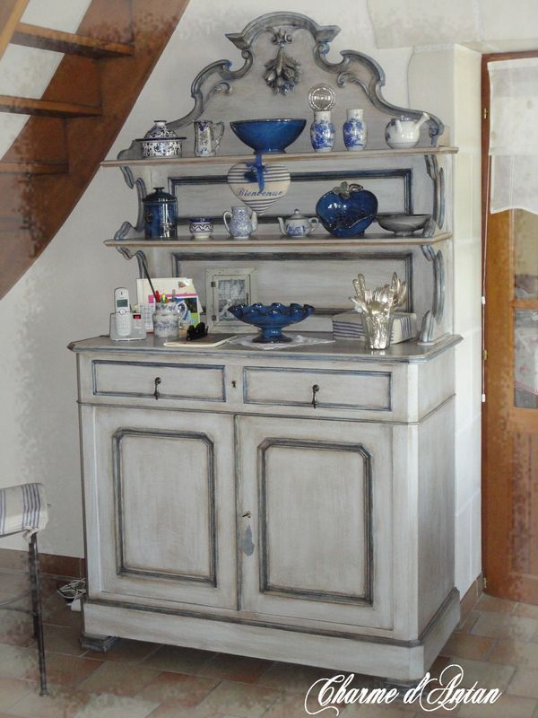 St Hubert dans la cuisine