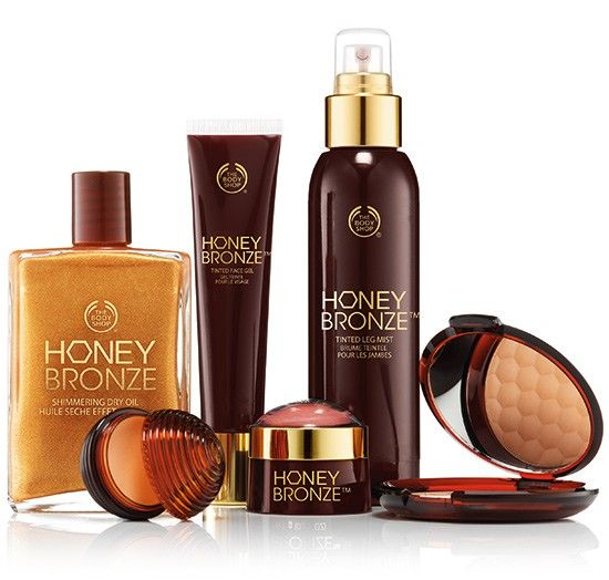 The Body Shop Honey Bronze™ 2015