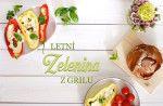 Grilovaná zelenina na tři způsoby