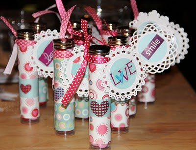 Love these party favors by @April Knapp