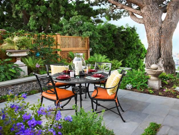 Enjoy The Rest Of The Summer Weather And The Early Fall With A Patio That  Comes