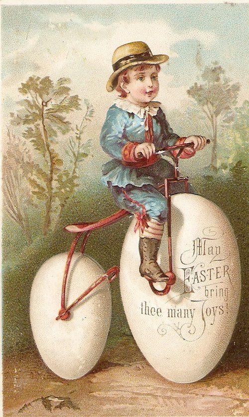 327 best images about Vintage Easter – Victorian Easter Cards