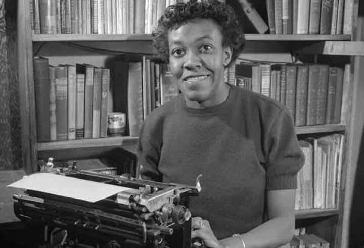 the haunting images of black america relayed by gwendolyn brooks The haunting images of black america relayed by gwendolyn brooks  an overview of the concept of good and bad in a song in the front yard and the bean eater by .